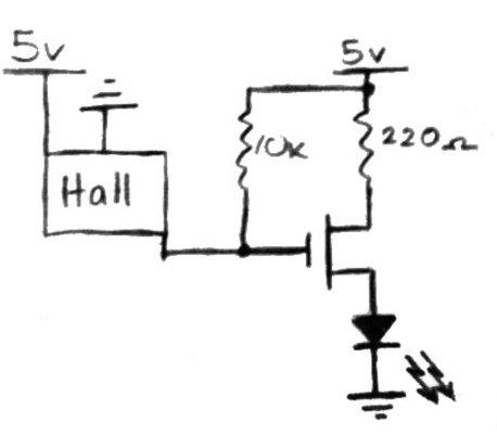 halleffect-sensor